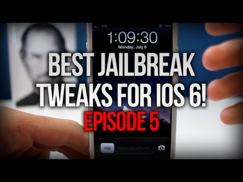 Best Jailbreak Tweaks For iOS 6! (Ep.5)