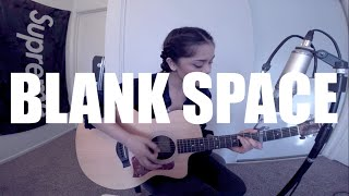 Blank Space - Taylor Swift | Alyssa Bernal Cover | GoPro Sessions