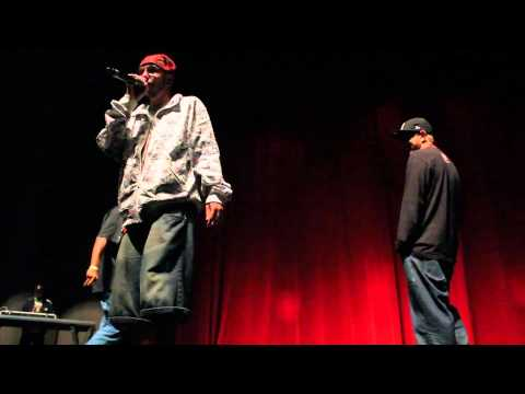 Duelo de MC's - Inti vs Destro :: Palco Hip Hop 29/03/12