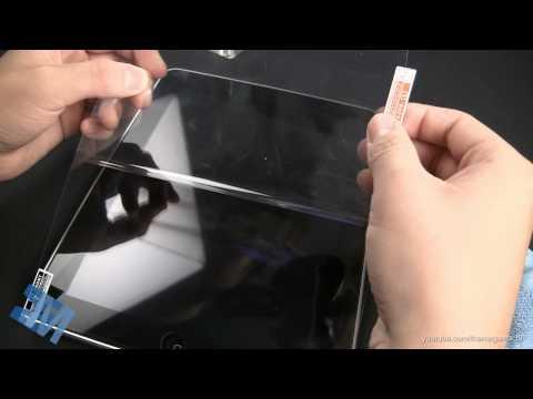 How to Install iPad Screen Protectors