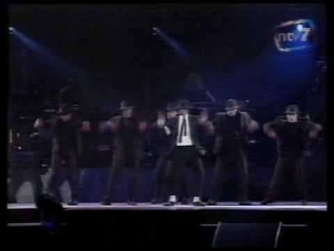 Michael Jackson Best of  Dangerous Di Kuala Lumpur