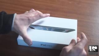 Vidéo : iPad mini déballage
