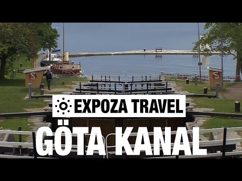 Göta Kanal (Sweden) Vacation Travel Video Guide - UC3o_gaqvLoPSRVMc2GmkDrg