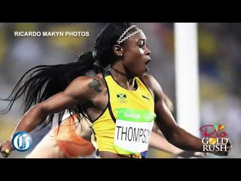 #RioGoldRush: Elaine Thompson strikes gold, HWT celebrates