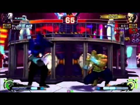Topanga Cup Vol 2: Santarou to Yukai vs Kosuri-zei - AE2012 5vs5 Block A Final