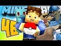 MY FIRST EPIC BATTLE! (Minecraft Pixelmon 2.5: Pokémon Mod Episode 46)