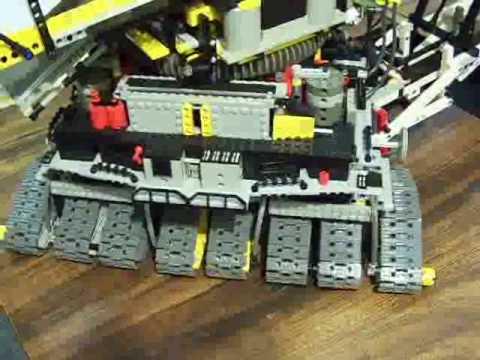 JF-s Lego Bucketwheel excavator