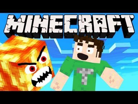 Minecraft - LAVA MURDER
