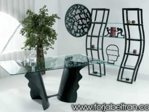 Tendencias 2011 : Arte y Forja. Decoracion Vanguardista. Ideas