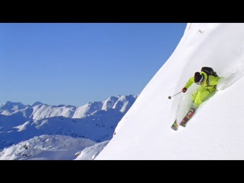Erics Ski Quest - Ultimate Rush - Ep 4