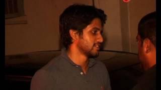 Celebs at Bejawada Movie Premier Show