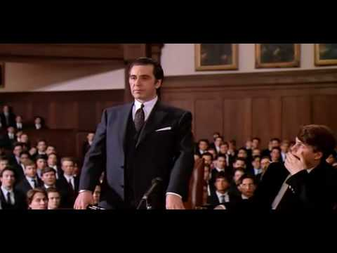 Scent of a Woman Speech -Xq8CtJSQFL4