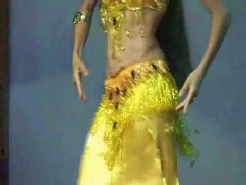 "Rhamza Alli Brazilian Belly Dancer - Show ""AMAR"" - 2008"