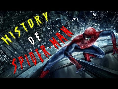 History Of Spider-Man!
