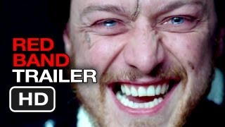 Filth Official Red Band Trailer (2013) - James McAvoy, Imogen Poots Movie HD