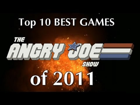 Top 10 BEST Games of 2011!