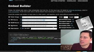 How To Install An HTML5 Video Player To Your Site