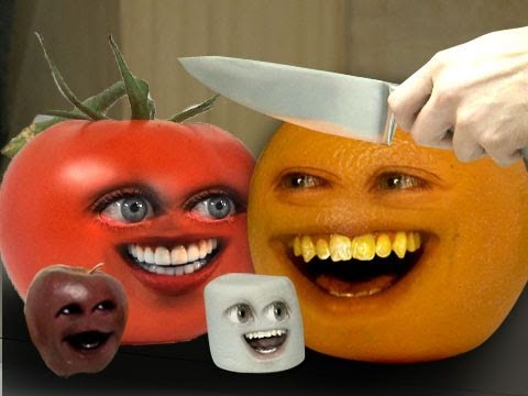 Annoying Orange: April Fruits Day