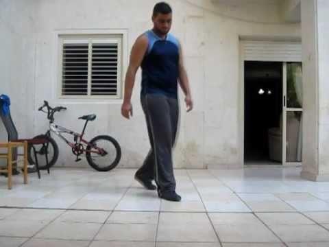C-walk tutorial - how to v step/Glide/Spin/heeltoe/V variations/heeltoe combo/shuffle
