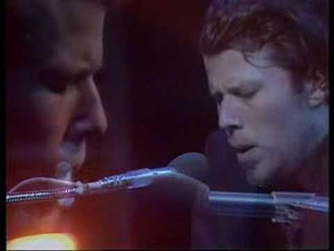 Tom Waits Waltzing Matilda live 1977
