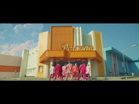BTS 방탄소년단 '작은 것들을 위한 시 Boy With Luv feat. Halsey'  MV