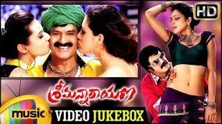 Srimannarayana Video Songs Jukebox