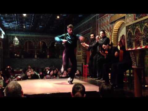 Tablao Flamenco Madrid 2012 HD by iPhone 4S