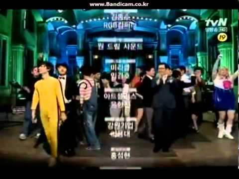 120714 SNL Korea - The Hosts Super Junior Dancing Sorry Sorry In Costumes