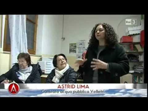 Agorà del 03/12/2010: arsenico e acqua pubblica 1/3