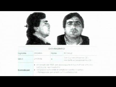 La police italienne arrête l-un des plus grands chefs de la Camorra, la mafia napolitaine