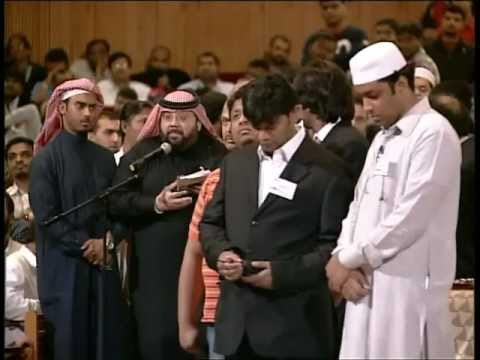 Dr. Zakir Naik in Saudi Arabia -Dialogue Between Religions-4/4