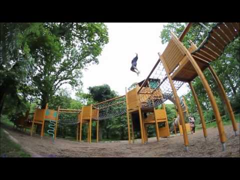most awesome parkour moves 2012 - 2013 compilation HD