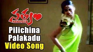Pilichina Palakadu Video Song || Satyam
