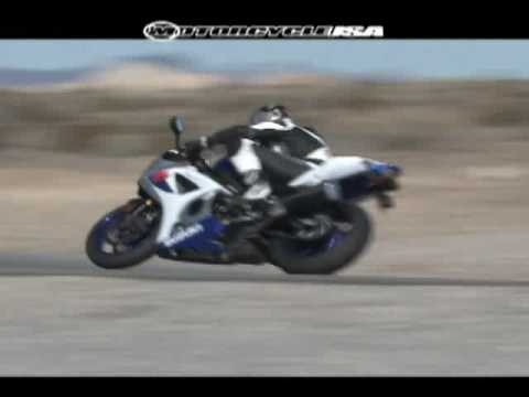 Suzuki GSX-R1000 - 2008 Superbike Smackdown