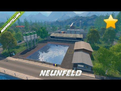 AMOI GEHTS NU! ZWEITE GEILE MAP FÜR HEUTE! Neunfeld Map Mod für Landwirtschafts Simulator 15
