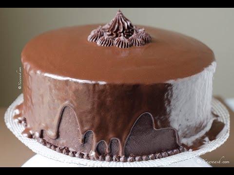 Chocolate Cake & Torte (Doolsho & Toorto Shukulaato) كـيـك وتورتة الشوكولاتة