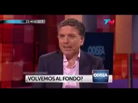 <b>Archivo.</b> El día que el ministro de Macri dijo que no volvíamos al FMI