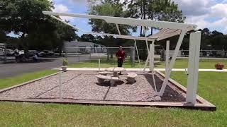 Rayli tent sistemleri