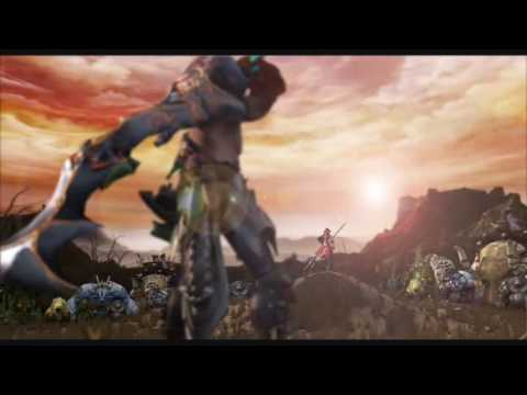 Land of Chaos Online  (LOCO) CG Trailer HD