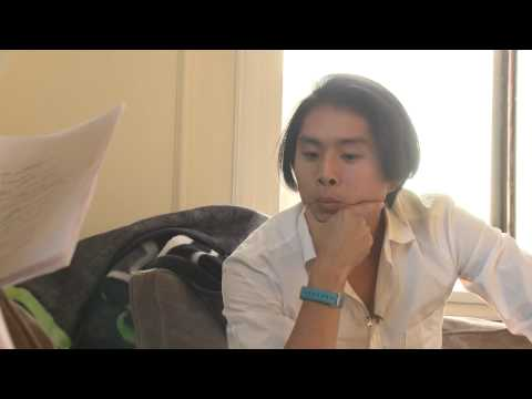 Heart to Heart with Justin Chon: Team David Vs. Team Justin