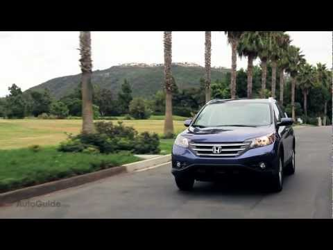 2012 Honda CR-V (Review)