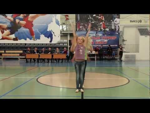 В Выксе прошла «Ярмарка спорта» (видео)