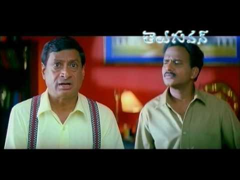 Allu Arjun - MS Narayana - Raghu Babu Comedy