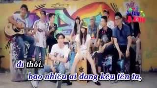 Làm những gì mình thích - Hồ Quang Hiếu - karaoke ( only beat phối )