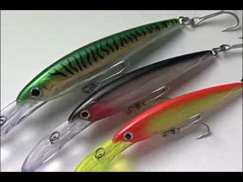 Rapala X-Rap Magnum Fishing Lure Demo 15-20