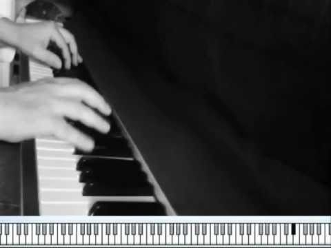 Round Midnight -  jazz piano improvisation II