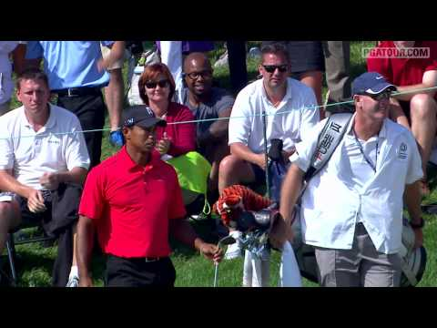 2012 Shots of the Year: No. 2 - Tiger Woods