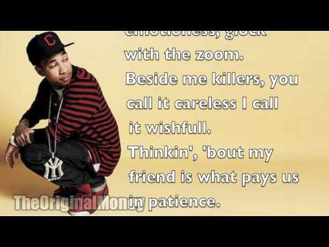 Tyga - Stay Schemin' [REMIX] LYRICS ON SCREEN (Well Done 3) -XwyQ3Ec9u4M