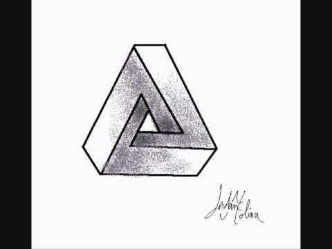 Optical Illusion - How to draw your impossible triangle