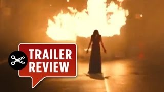 Carrie Trailer Review (2013) - Chloe Moretz, Julianne Moore Movie HD